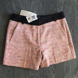 French connection tweed smart shorts Uk 8 Us 4